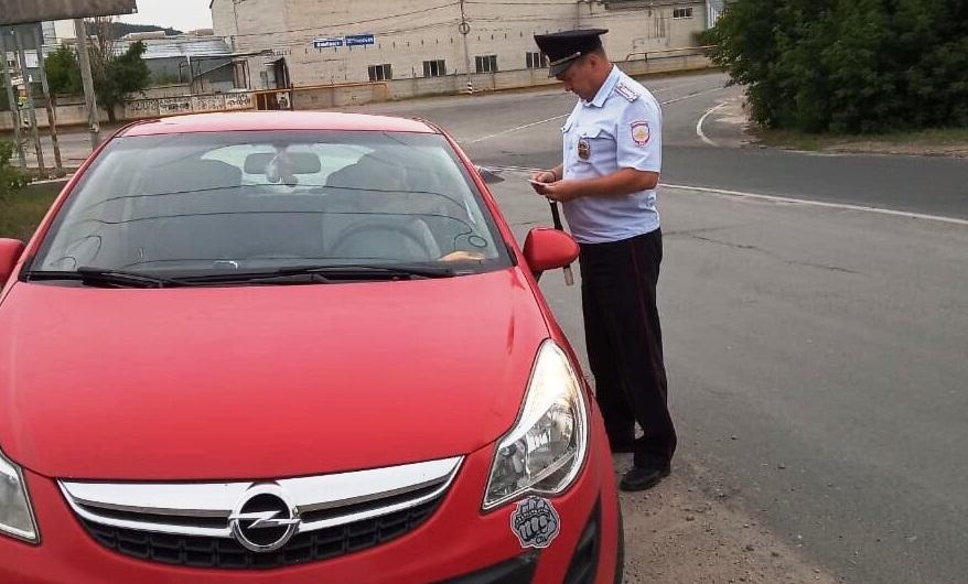 «Командирский рейд»: В выходные начальник ГИБДД Тольятти лично ловил пьяных водителей