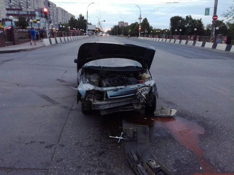 Молодая тольяттинка устроила аварию с 5 пострадавшими