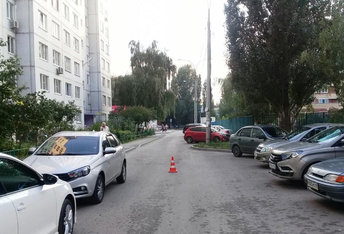 В Тольятти госпитализированы двое детей, попавшие под колеса авто