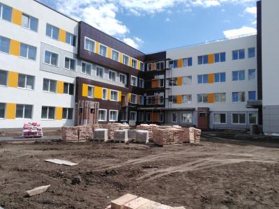 В Тольятти завершается строительство поликлиники в 19 квартале