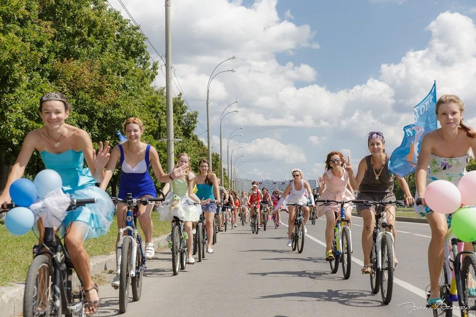 Красивые и неординарные: Тольяттинок приглашают на двенадцатый велодевичник
