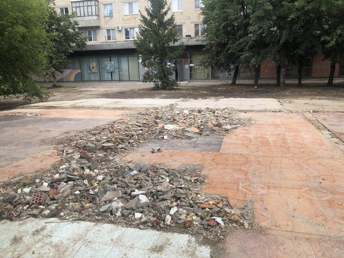 В Тольятти снесли «одно из самых злачных мест города»