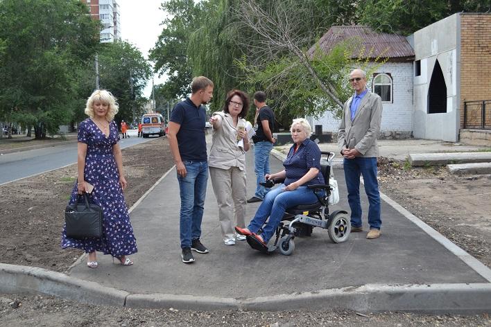 На 85 % завершен ремонт улицы Ленинградской в Тольятти