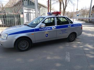 В Жигулевске пьяный водитель без прав устроил аварию