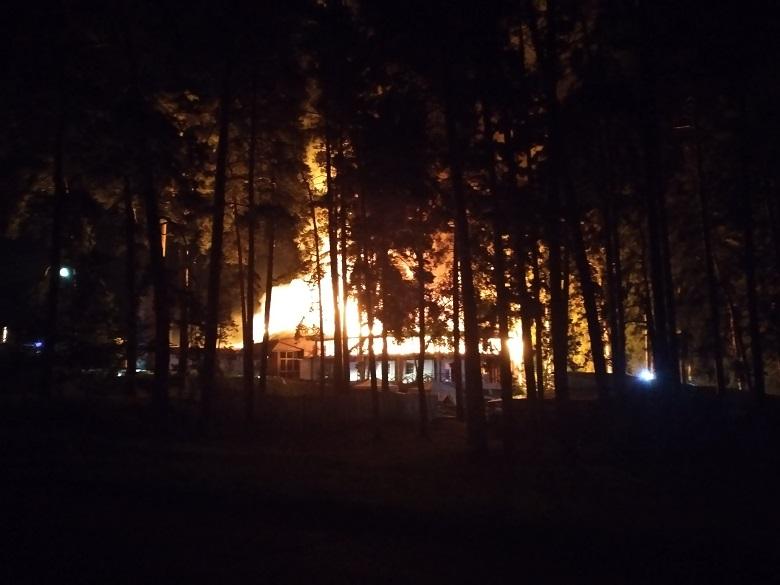 В Тольятти возбуждено уголовное дело после поджога кафе «Наше»