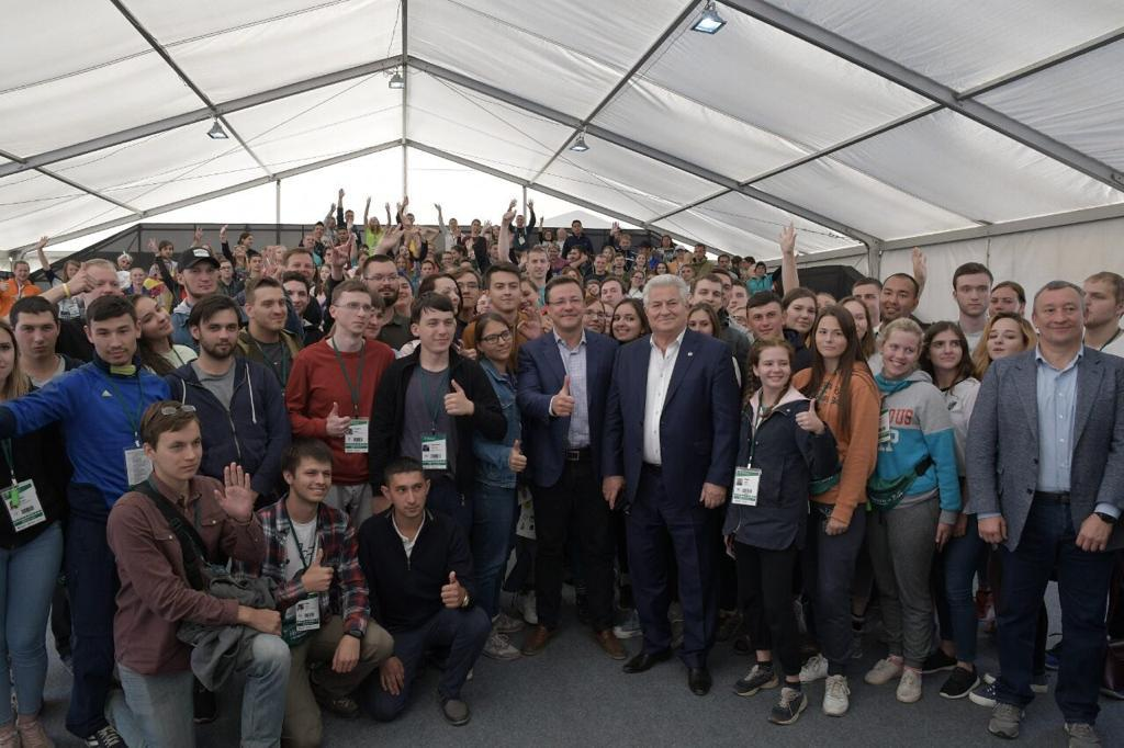 В Самарской области завершился Молодёжный форум ПФО «iВолга-2019»