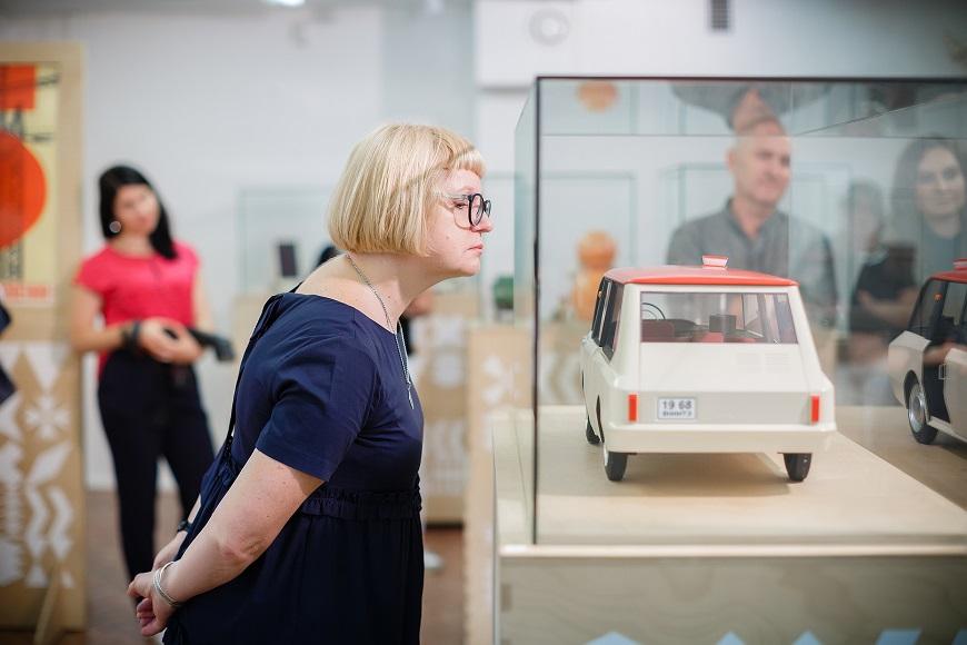 СИБУР и Московский музей дизайна приглашают тольяттинцев на лекцию Азата Романова