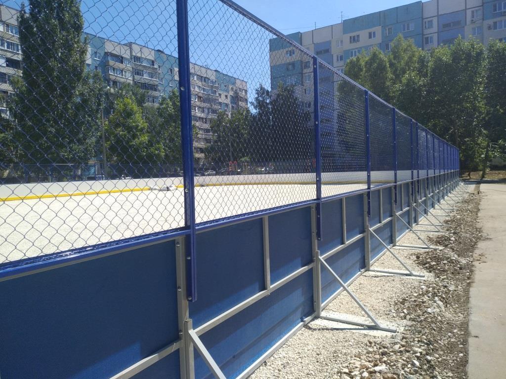 Список: Самарская область получит 20 универсальных спортплощадок