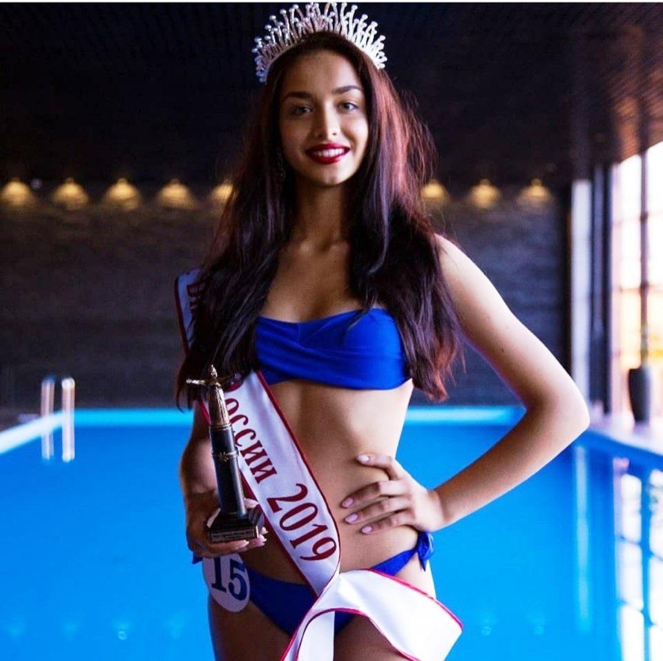 Тольяттинская красавица стала «Мисс бикини России 2019»