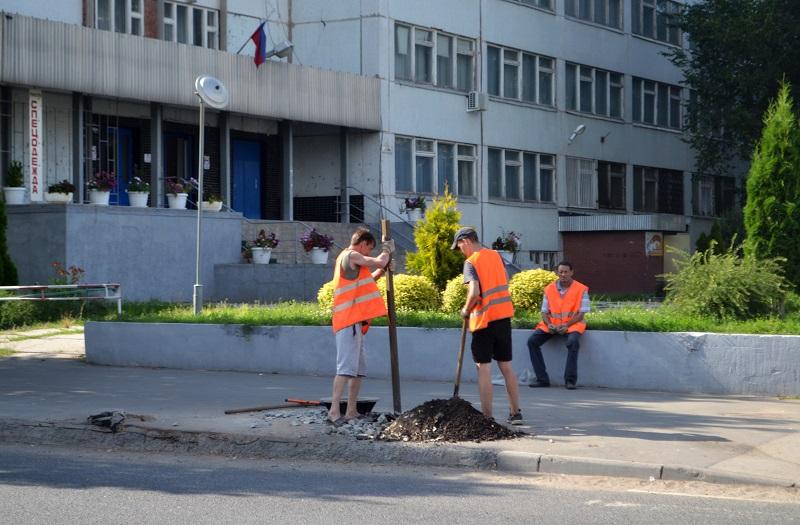 В Тольятти приступили к устройству линий освещения на 4 улицах