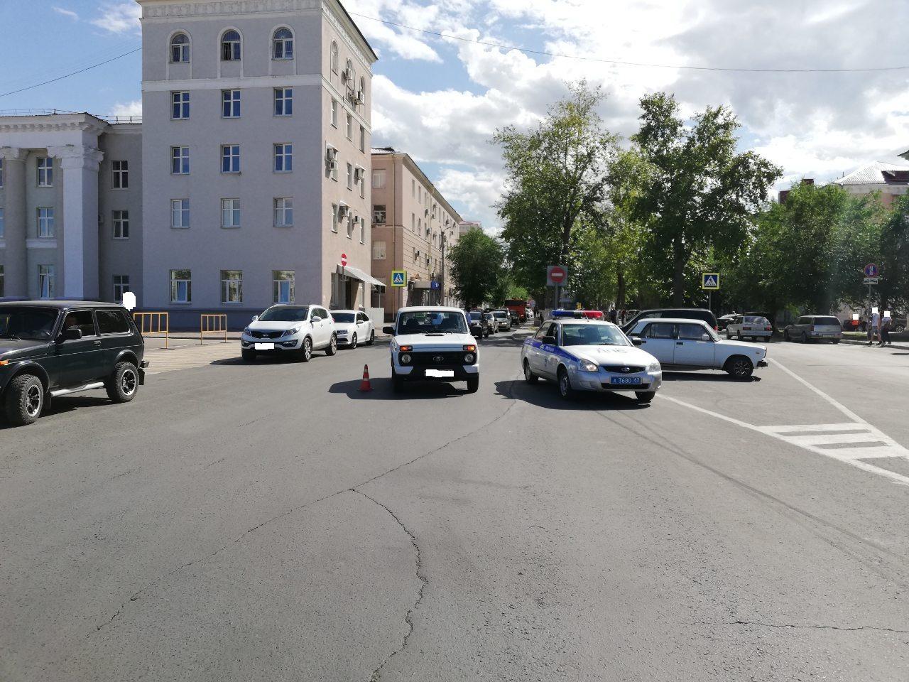 В Тольятти 8-летнего ребенка сбила «Нива»