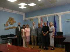 Итальянские журналисты посетили Тольятти