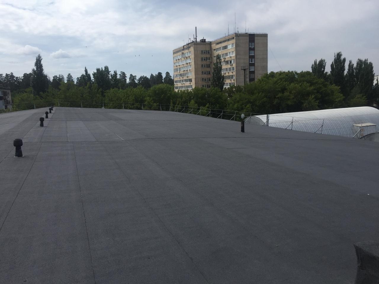 В Тольятти капитально отремонтировали кровлю спорткомплекса «Старт»