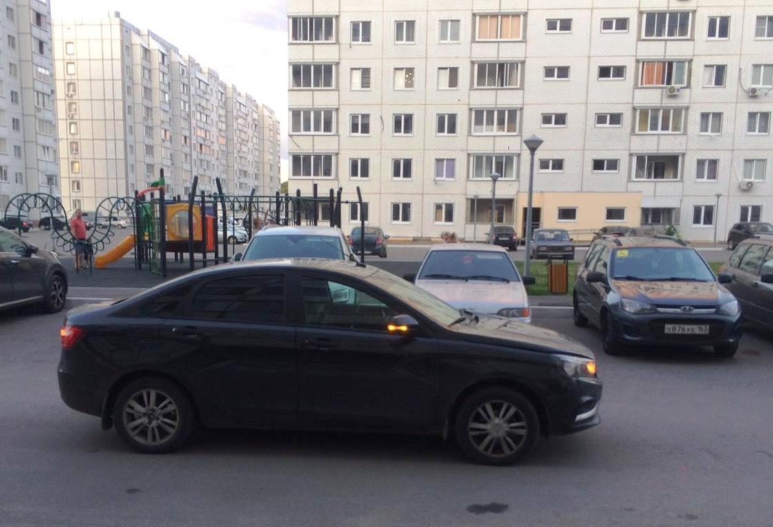 В Тольятти в ДТП пострадала 8-летняя девочка-пешеход