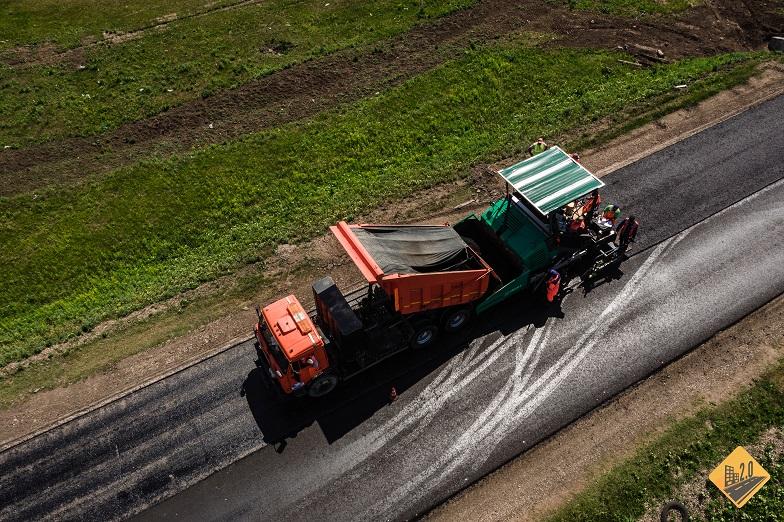 Станет быстрее и безопаснее: Власти о ремонте дороги Тольятти-Димитровград