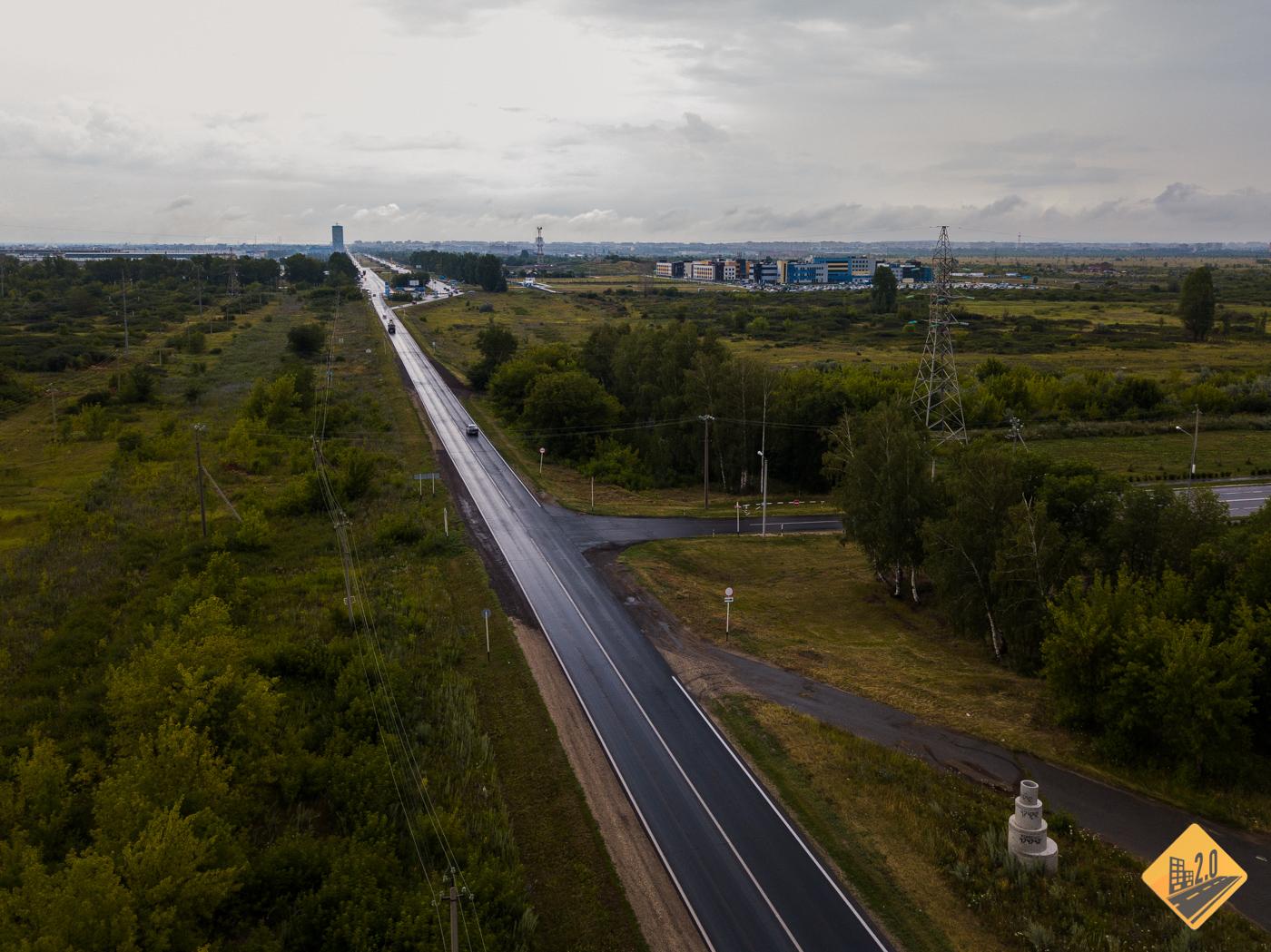 В Самарской области начинается реконструкция дороги Тольятти-Ягодное