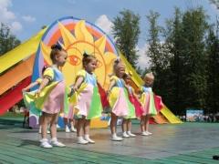 В парках Тольятти продолжаются «Чудесные выходные»