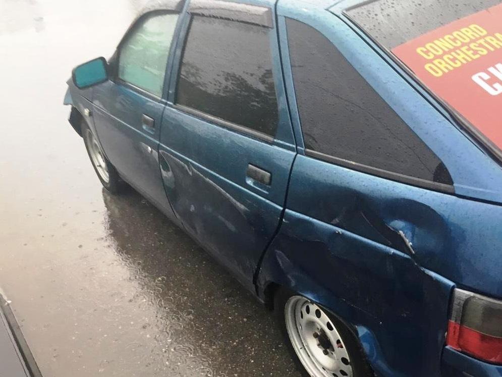 Двое детей травмированы в аварии трех машин в Тольятти