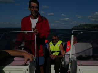 Под Тольятти перевернулась яхта. Спасено 5 человек