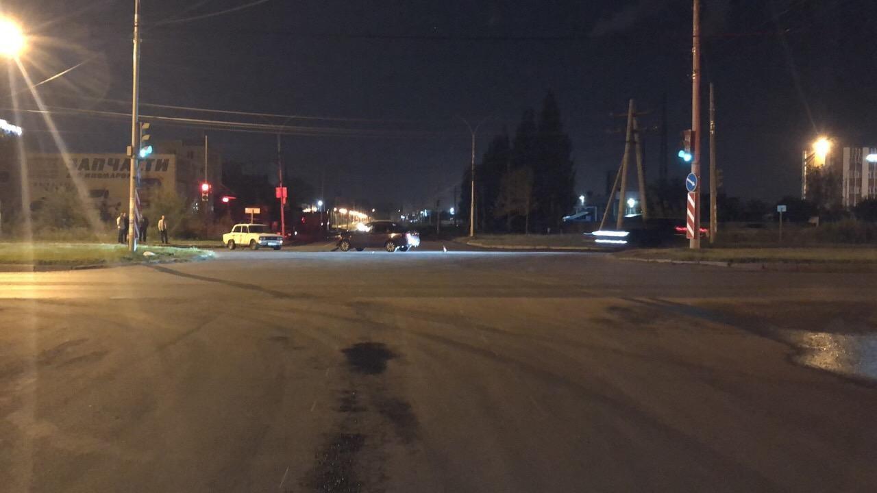 В ДТП на Коммунальной в Тольятти пострадал пассажир