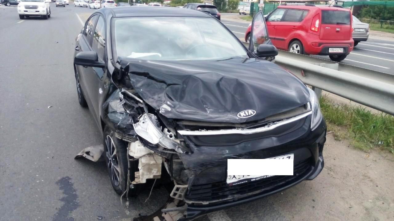 Двое детей пострадали в результате ДТП в Тольятти в минувший уик-энд