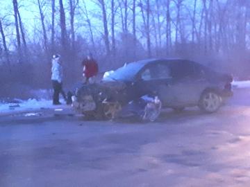 Смертельное ДТП: В страшной аварии на автодороге Тольятти – Ташелка погибли двое