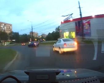 В Тольятти по наводке неравнодушных горожан задержали нетрезвого водителя