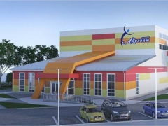 В Тольятти началось строительство спорткомплекса «Акробат»