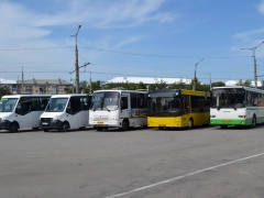 Тольяттинские водители победили в областном конкурсе профмастерства