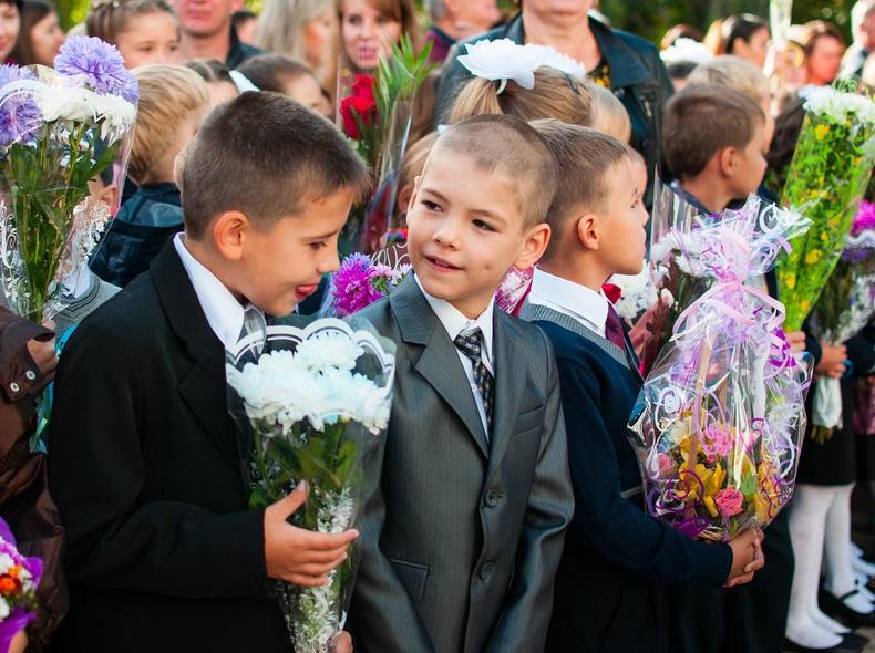 В России введут стандарт для школьной формы