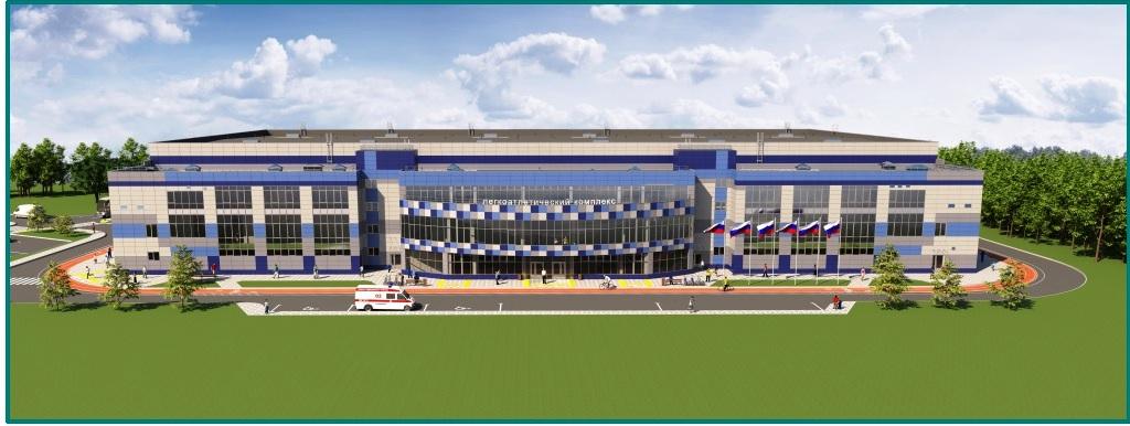 Министр Шляхтин проверил работы по строительству семи спортивных объектов в Тольятти