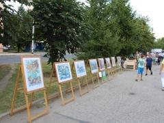 В Тольятти приедет передвижная выставка детского рисунка