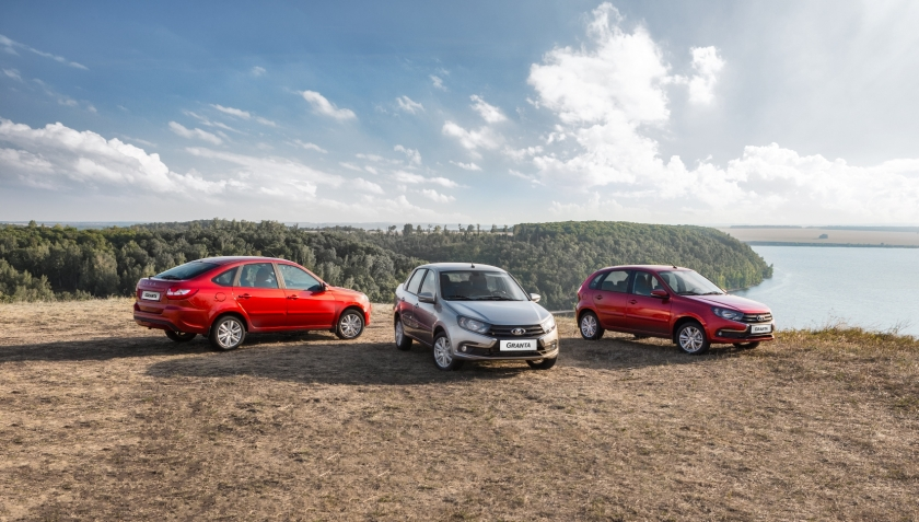 АвтоВАЗ сообщил о росте продаж в России с начала года