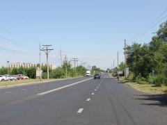 В Тольятти уберут островок безопасности на Автозаводском шоссе