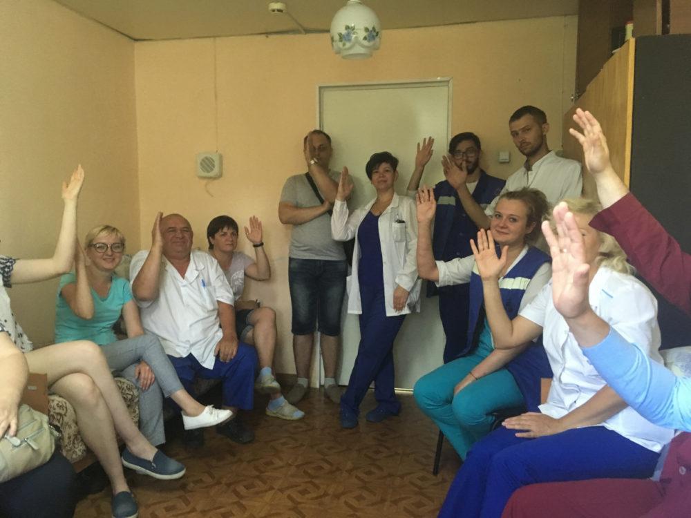 В Тольятти врачи «скорой» добились повышения окладов и отложили «итальянскую забастовку»