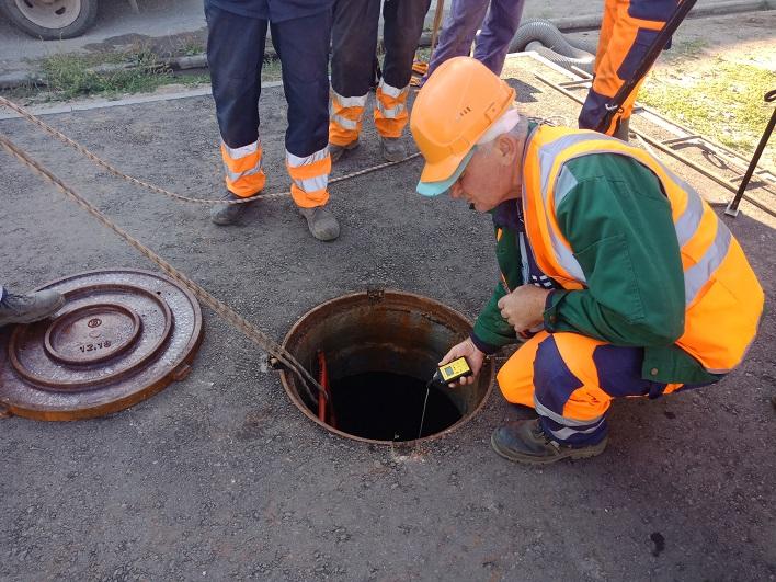 Специалисты «РКС–Тольятти» отрабатывают навыки безопасной работы