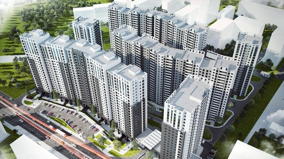 Где в Баку искать перспективные жилые комплексы