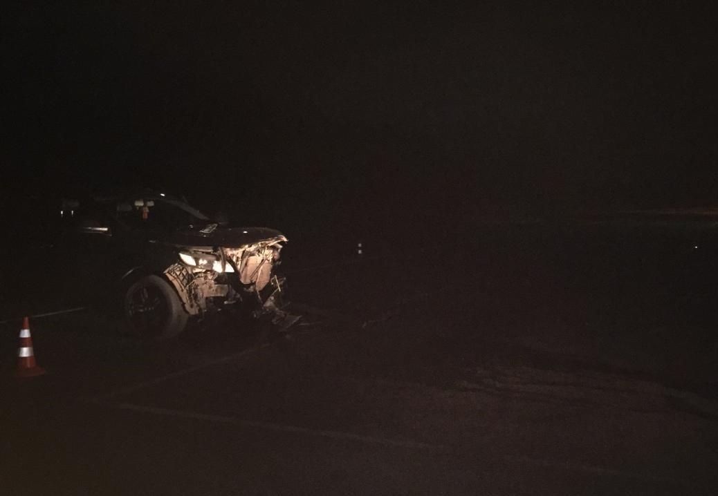 Без лица: Под Тольятти в столкновении «Ауди» и «Лады» пострадал человек