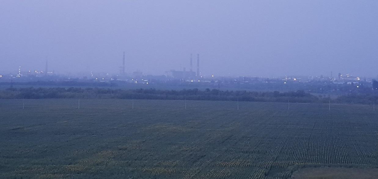В Тольятти вводят дополнительное наблюдение по сероводороду в воздухе