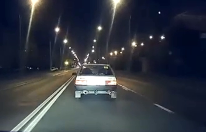 8 лет не ездила: «Ночной патруль» помог задержать пьяную автоледи в Тольятти