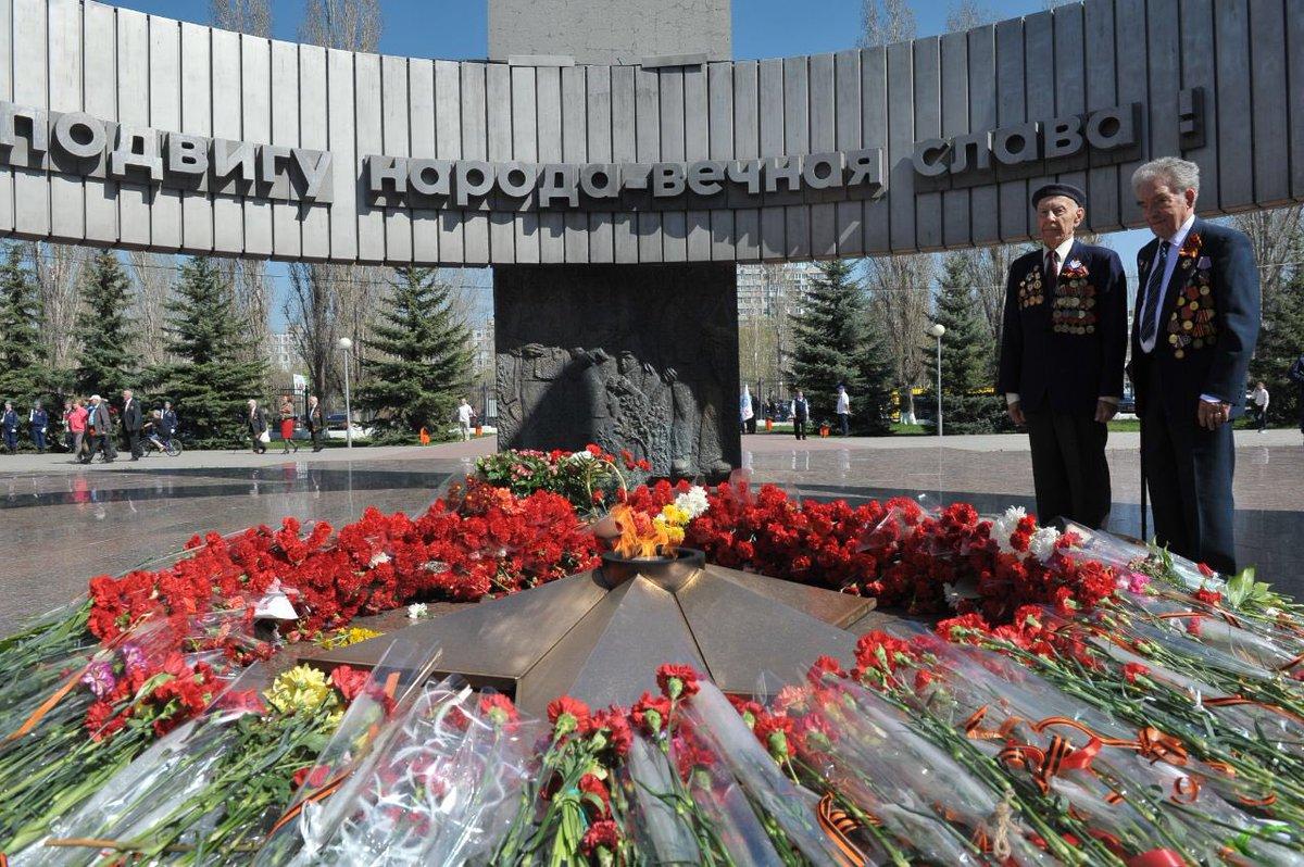 Это дело чести: В Самарской области уже сформирована концепция празднования юбилея Победы