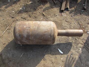 Житель Жигулевска вышел из тюрьмы и украл велосипед, бурильный инструмент и выталкиватель грунта