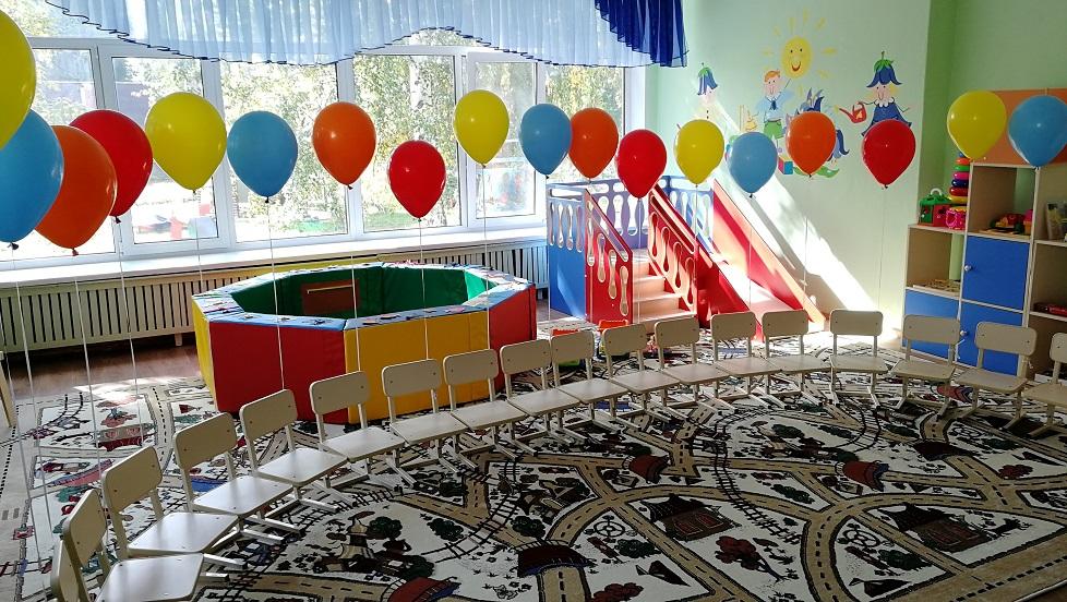 В тольяттинских детсадах открыты новые ясельные группы