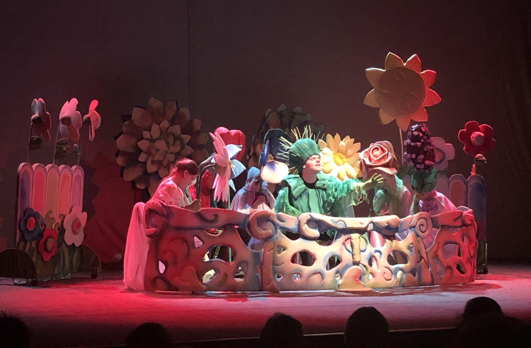 В Самарской области проходит первый парафестиваль«Театр–территория равных возможностей»