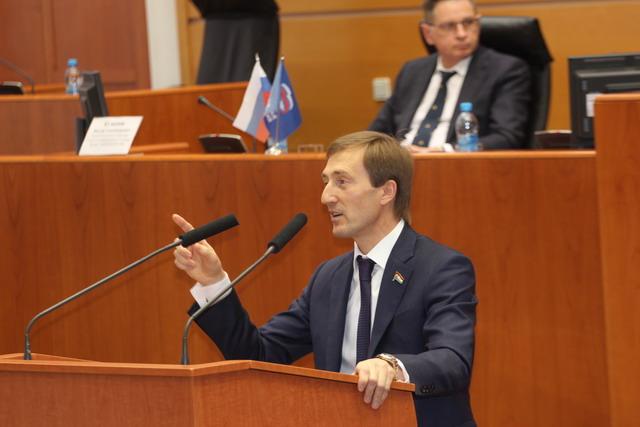Александр Живайкин о новой Стратегии развития Самарской области: «Мы ставим амбициозные задачи»
