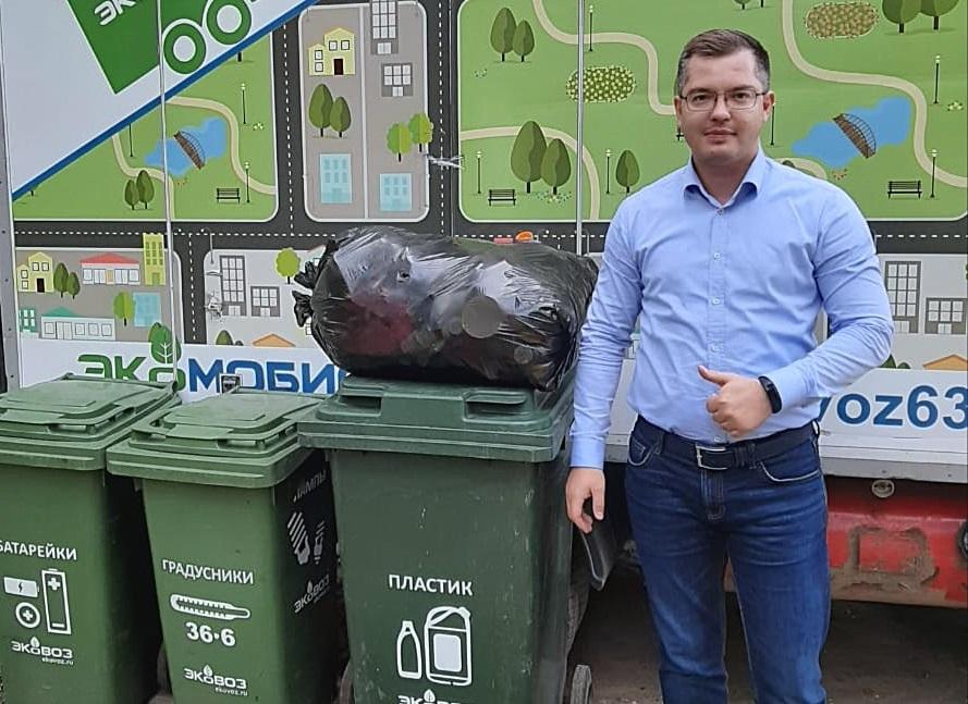 РКС-Тольятти поблагодарили за участие в проекте «Добрые крышечки»