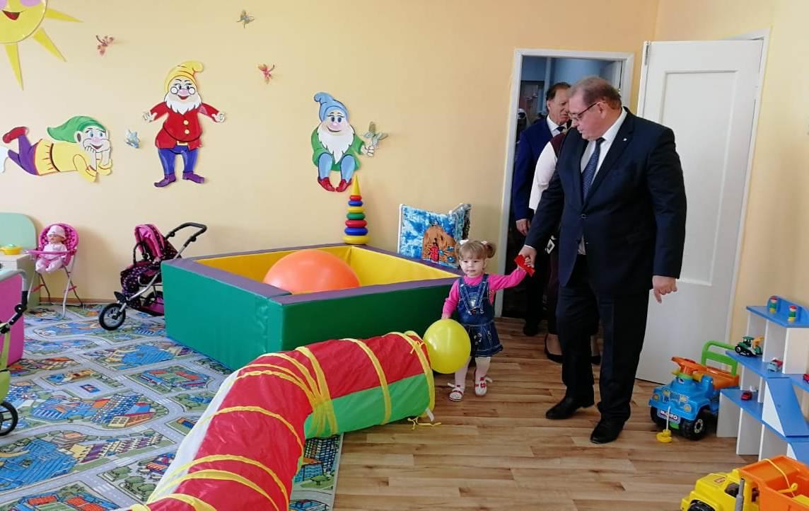В детских садах Тольятти открываются новые группы