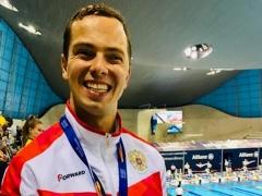 Тольяттинец Сергей Сухарев завоевал путевку на паралимпийские игры-2020 в Токио