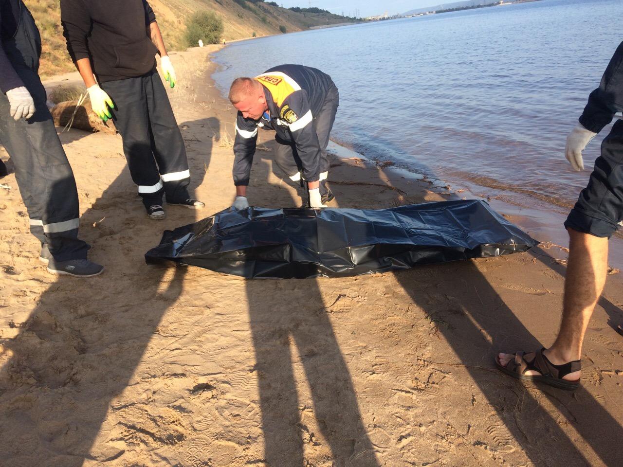 В Тольятти разбираются в обстоятельствах гибели женщины на пляже
