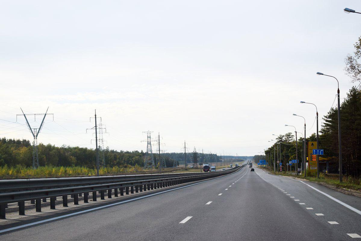 На трассе М-5 от Тольятти до Самары увеличили максимально разрешенную скорость
